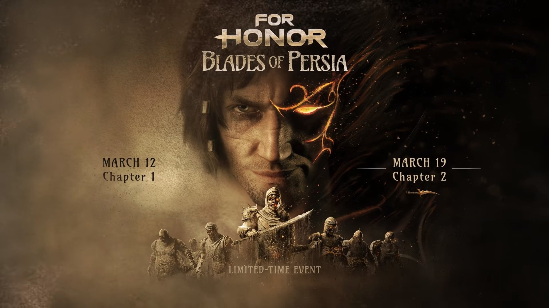 Ubisoft unveils Prince of Persia crossover in For Honor