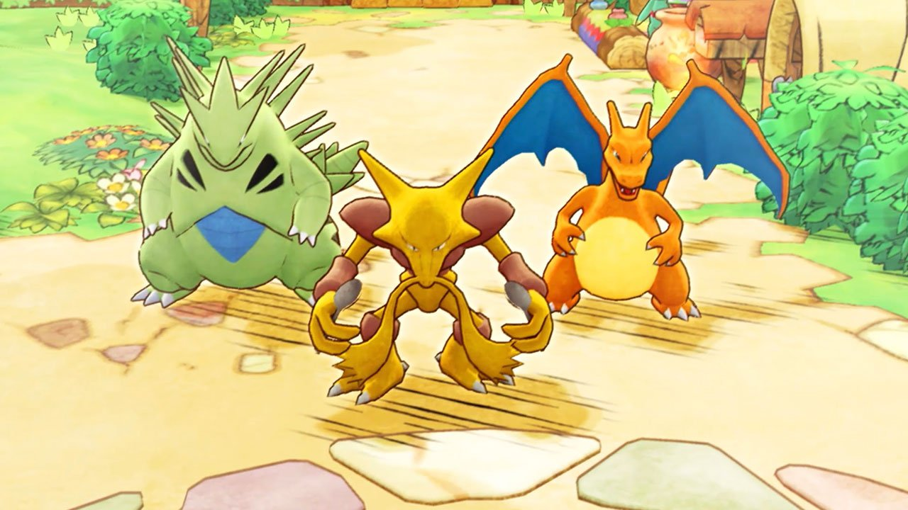 All Rare Qualities in Pokemon Mystery Dungeon: Rescue Team DX