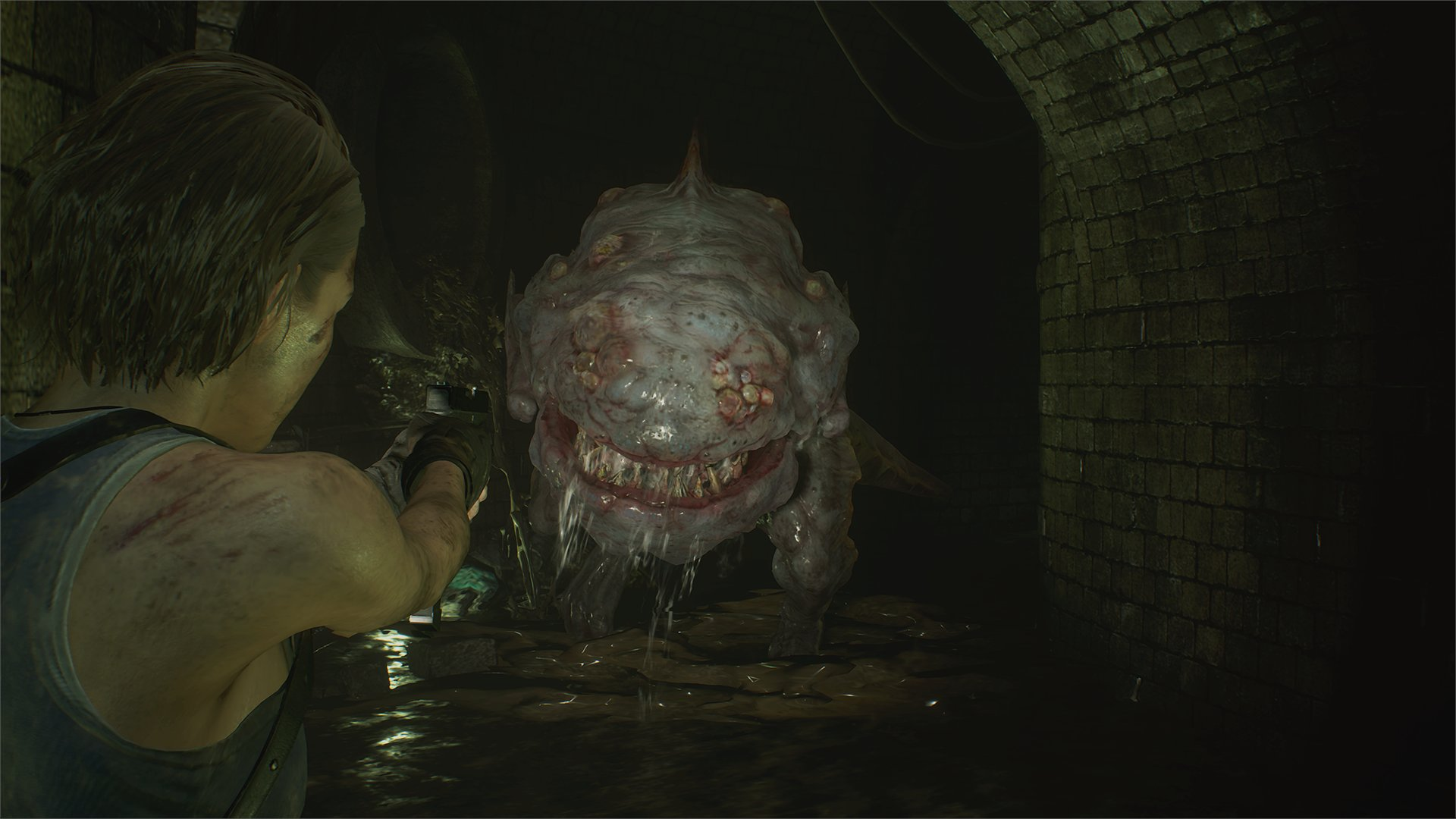 Resident Evil 3 Gameplay stream hunter gamma