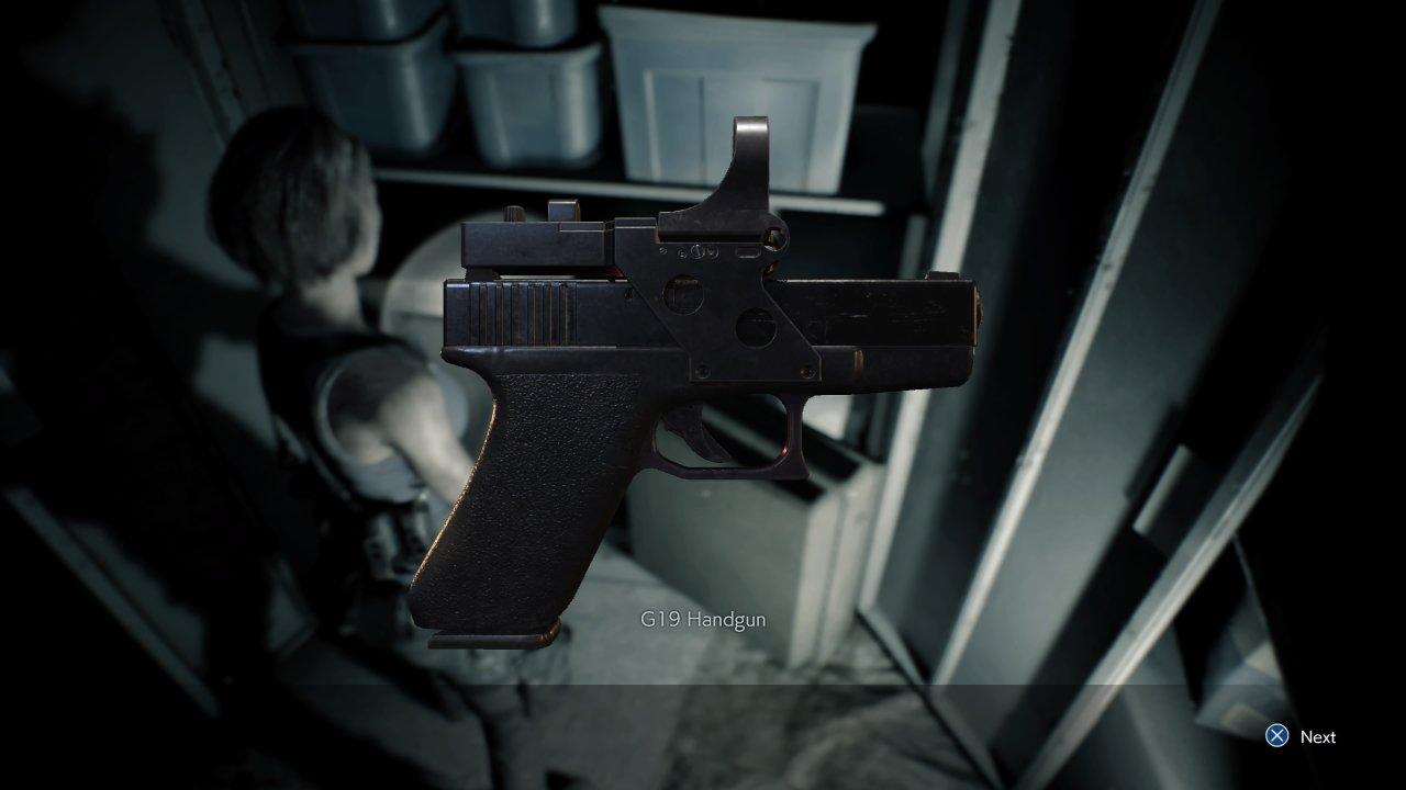 Resident Evil 3 safe code solution