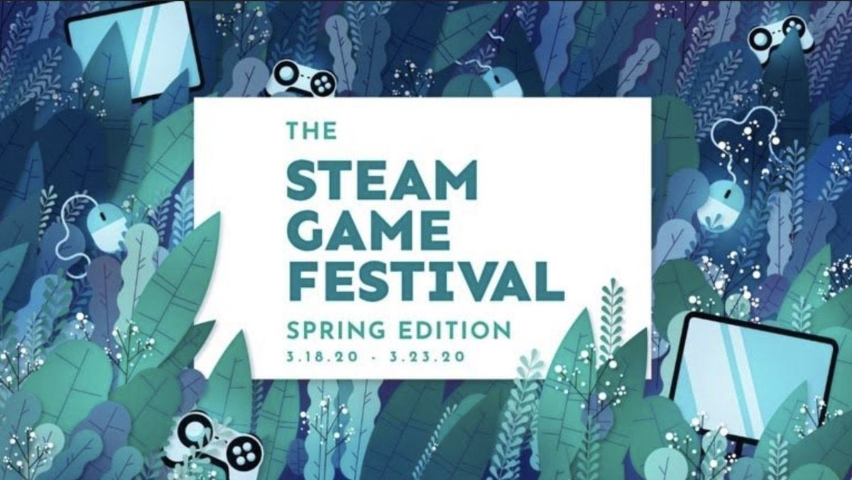 Steam Game Festival: Spring Edition begins today