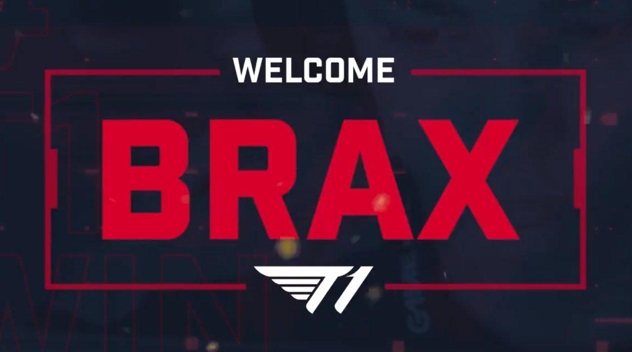 t1 signs Brax Valorant former CS:GO esports pro