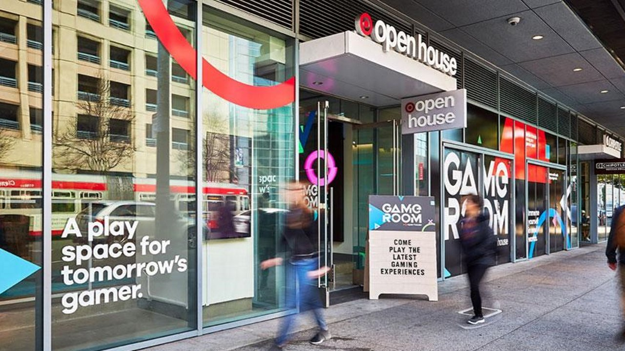 Game Rooms at Target could help sell VR headsets