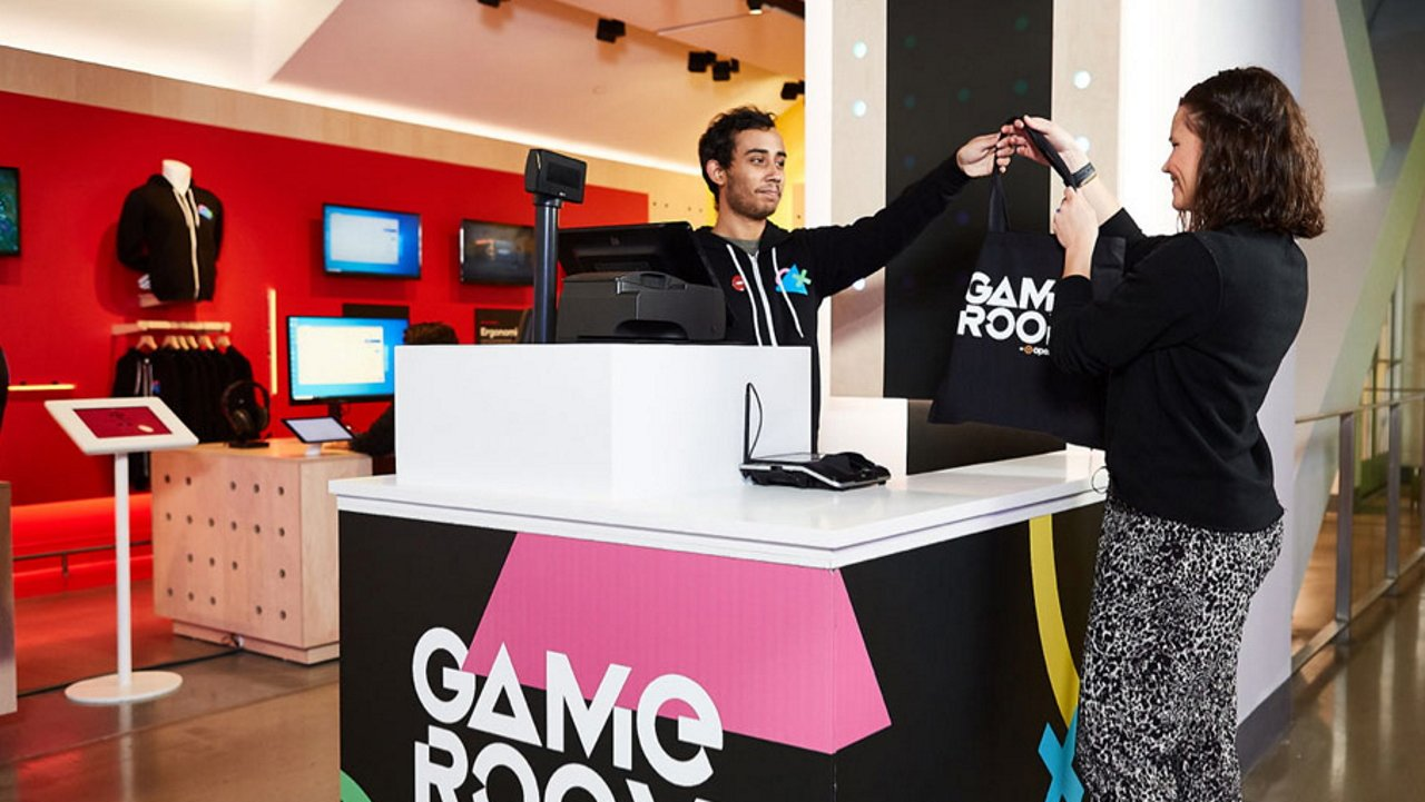 Target Game Room virtual reality Gaming