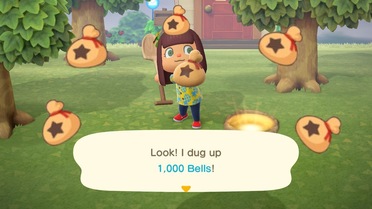What is a Bell Voucher in Animal Crossing: New Horizons