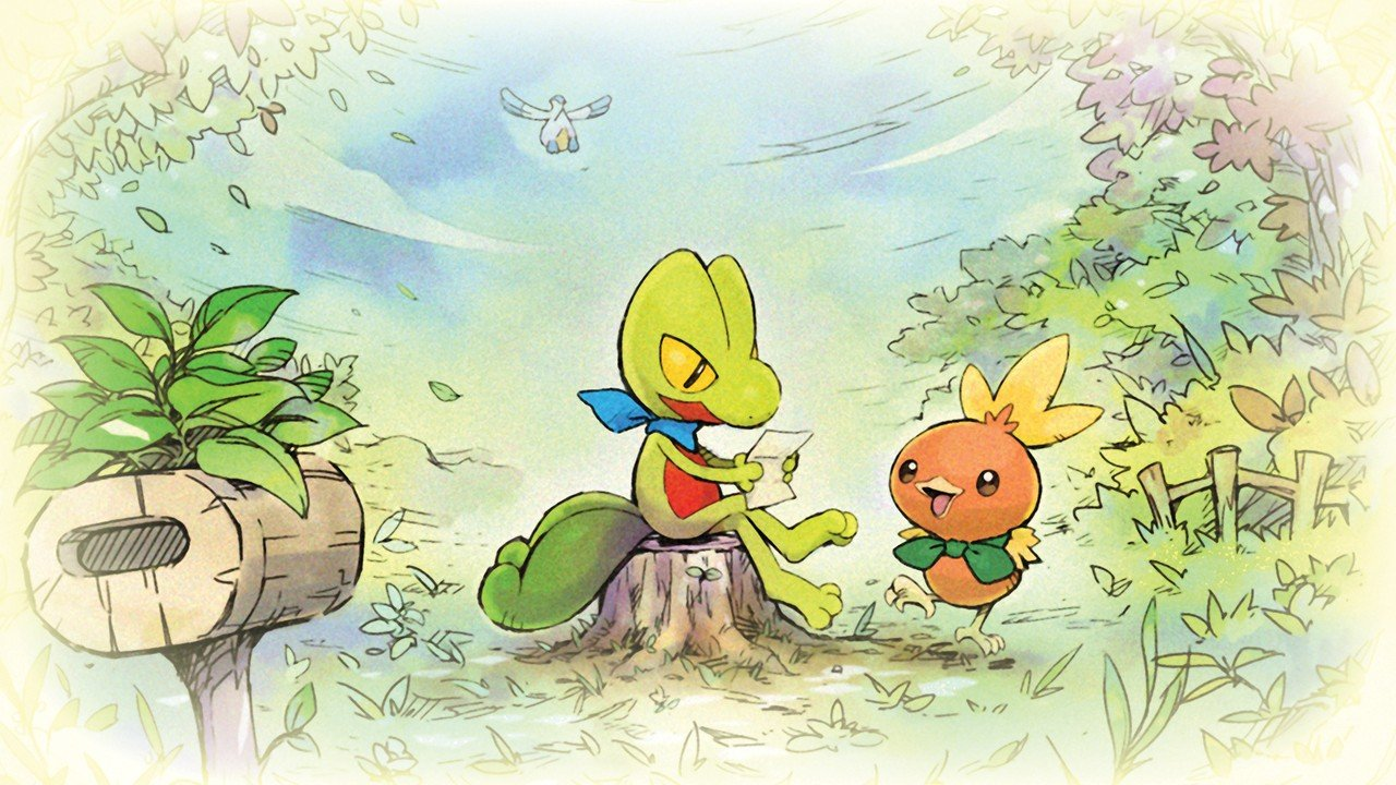 All Wonder Codes in Pokemon Mystery Dungeon: Rescue Team DX