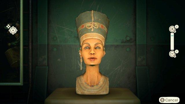 Fake art list mystic statue