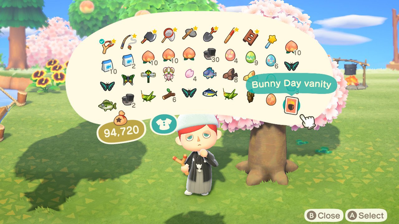 all bunny day recipes animal crossing new horizons