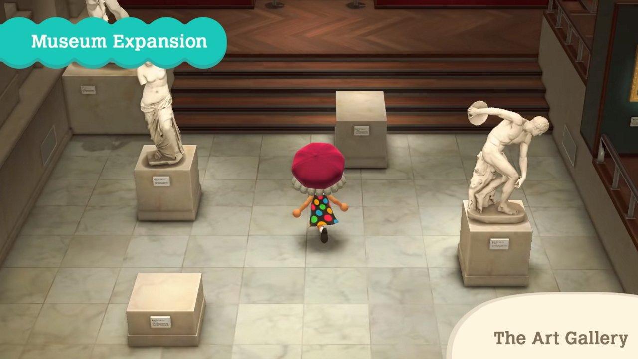 Animal Crossing new Horizons april update