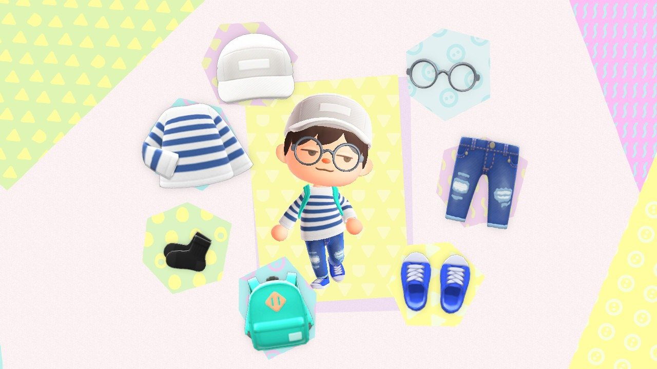 Animal Crossing: New Horizons Everyday outfit