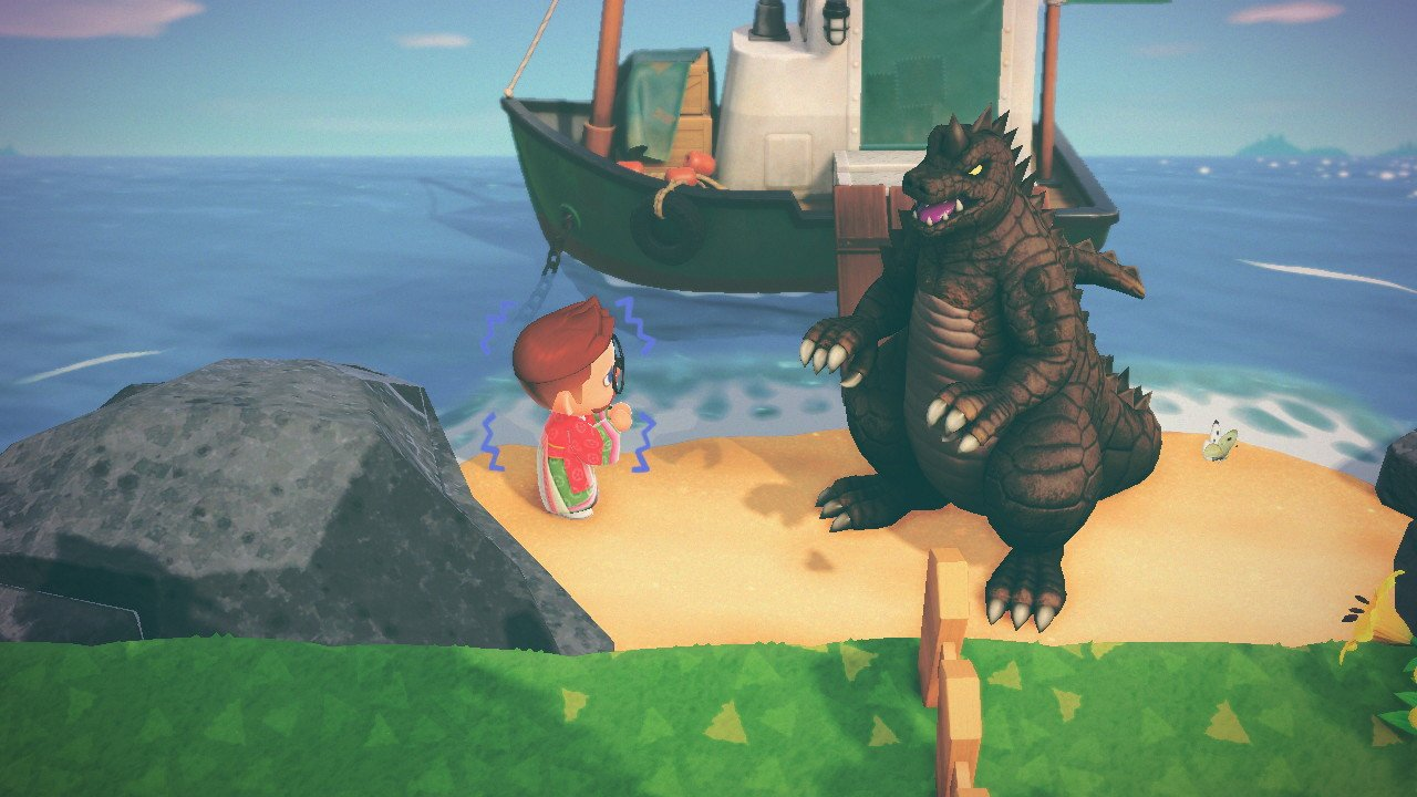 Animal Crossing: New Horizons Fake Art guide