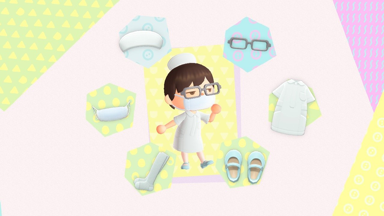 Animal Crossing: New Horizons Work outfit