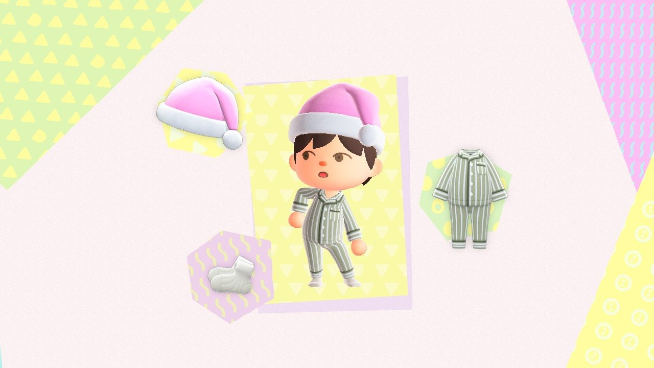 Animal Crossings: New Horizons Comfy outfit