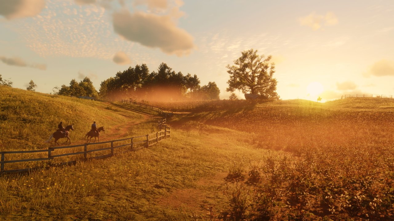 The best Zoom virtual backgrounds red dead redemption 2