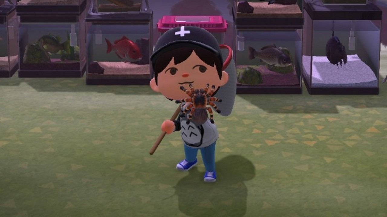 Bugs leaving in April Animal Crossing New Horizons