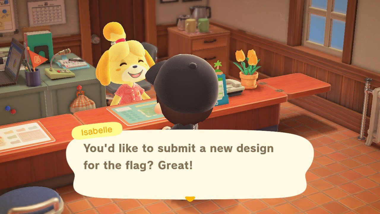 How to change your island flag in Animal Crossing: New Horizons