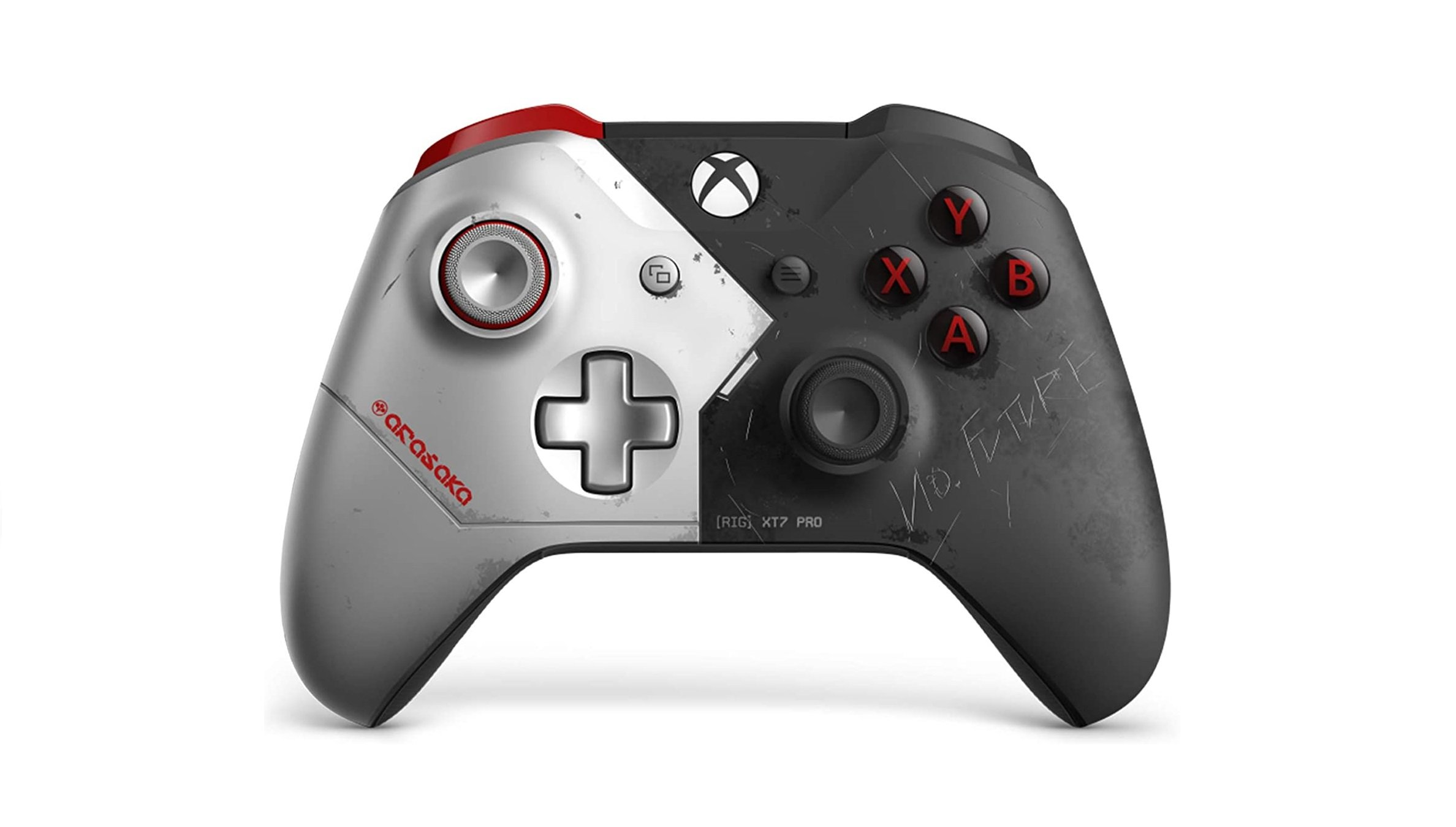 Cyberpunk 2077 Limited Edition Xbox One controller