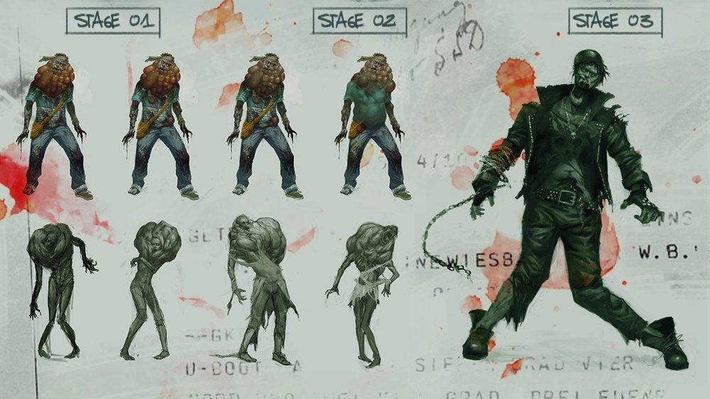 Concept are for Dead Island © Deep Silver