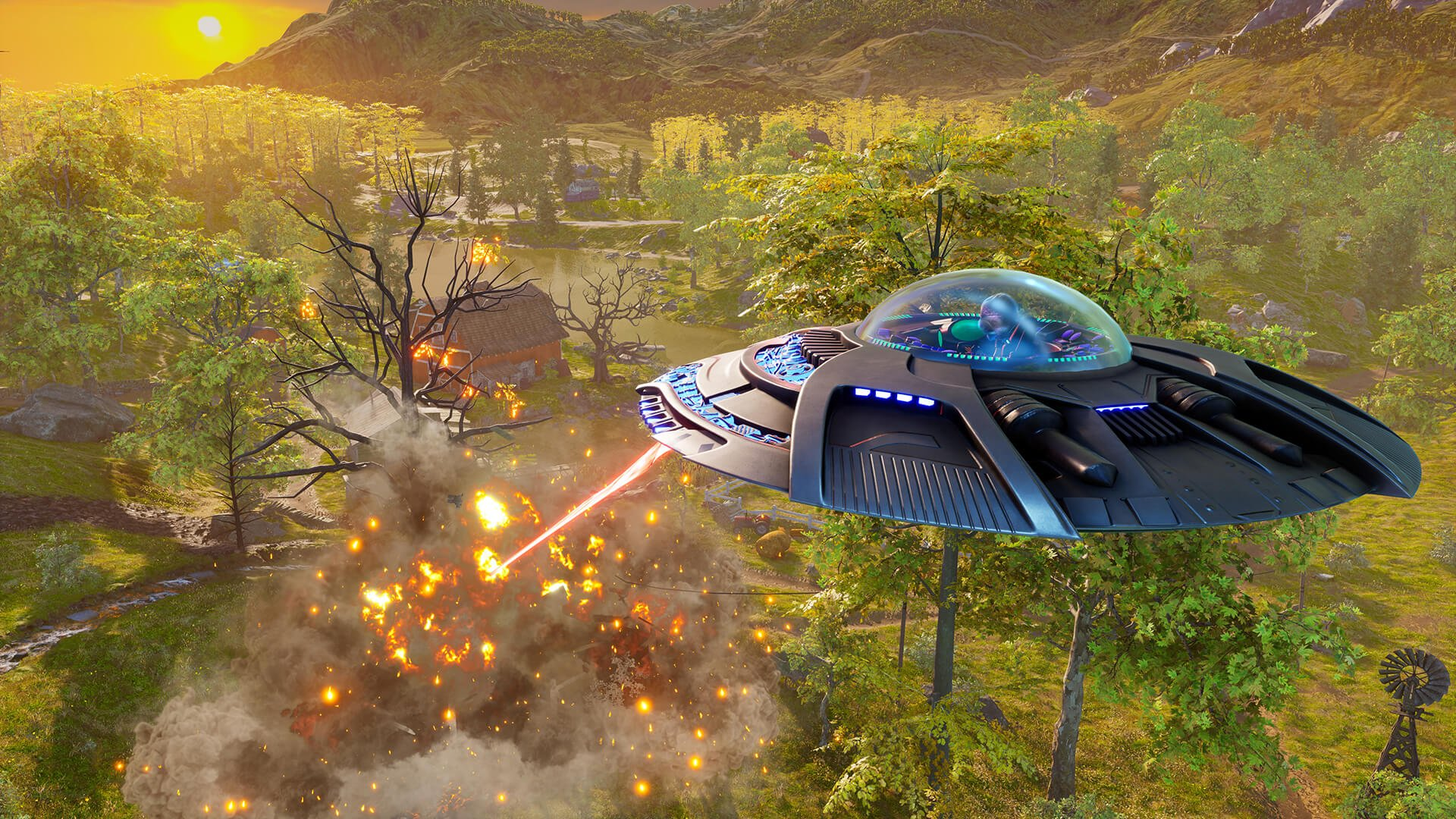 Destroy All Humans remake release date announced