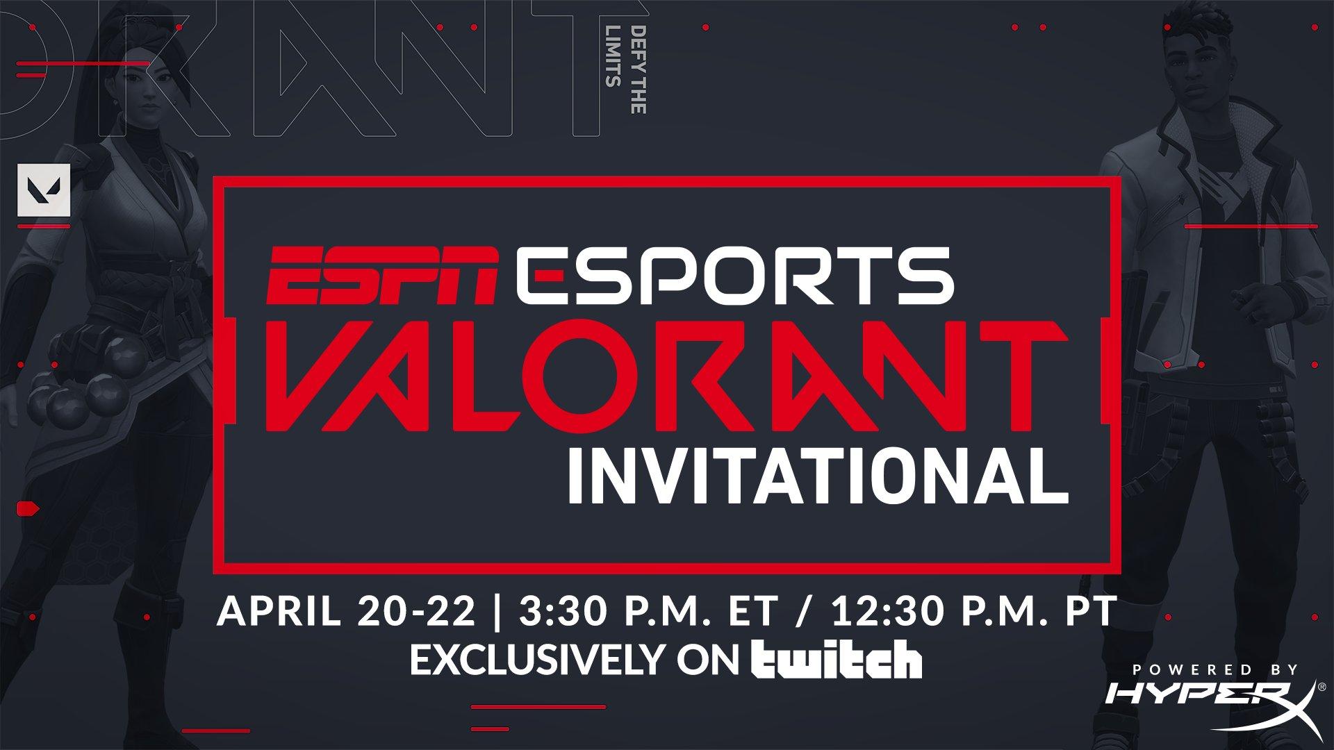 ESPN Valorant Invitational