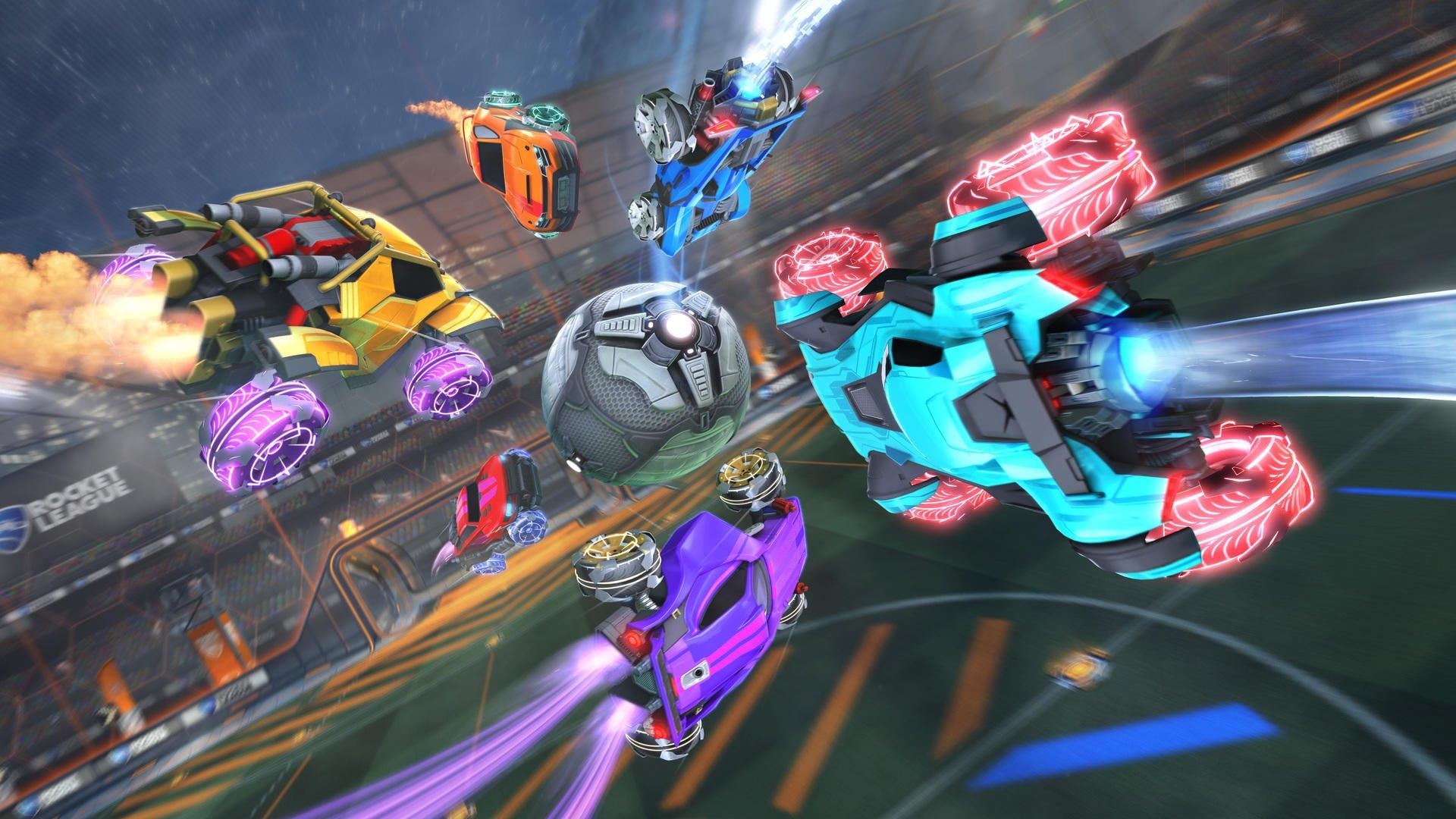 Get ready for the new Heatseeker mode in Rocket League