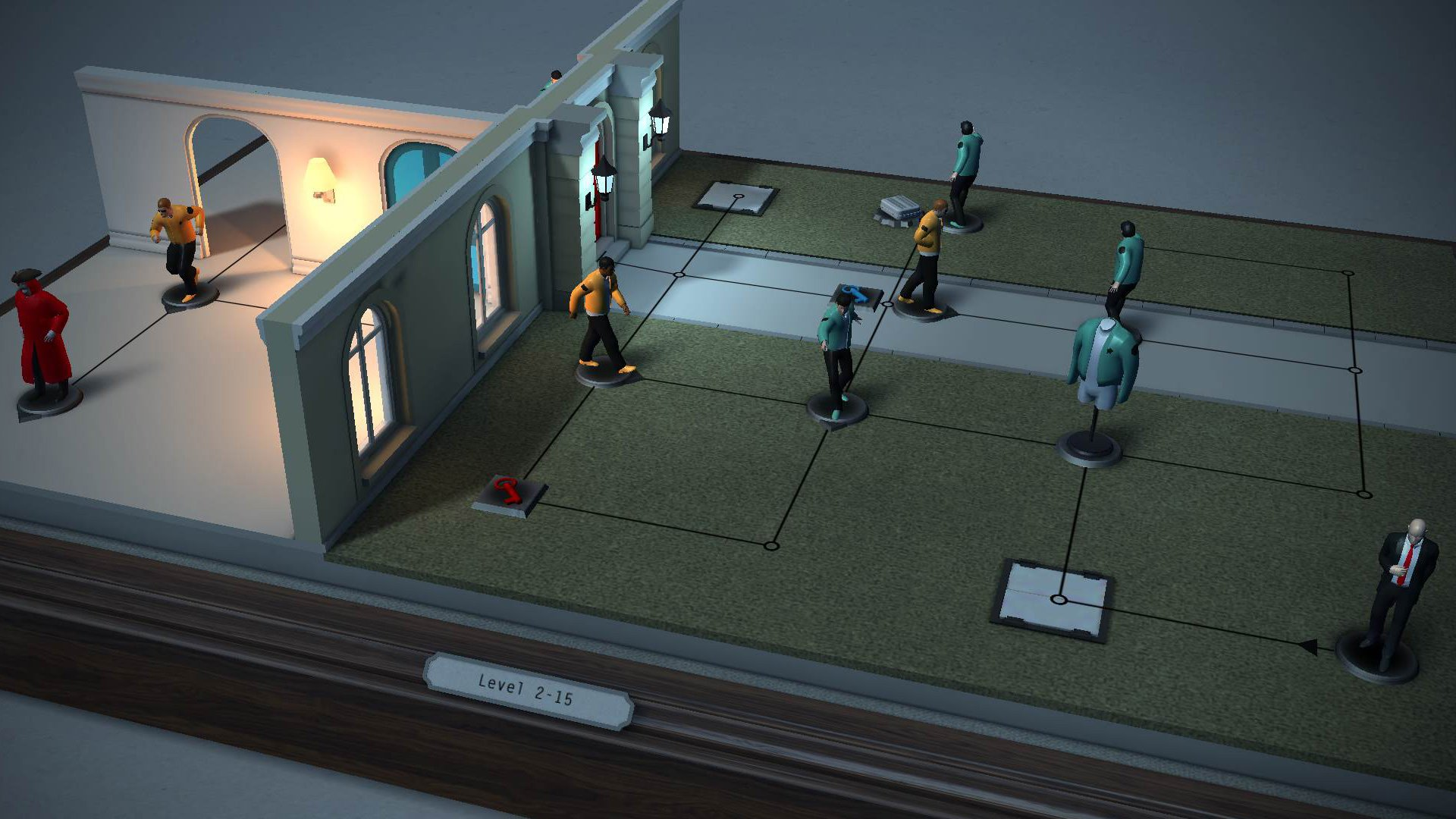Hitman GO is free on Android and iOS