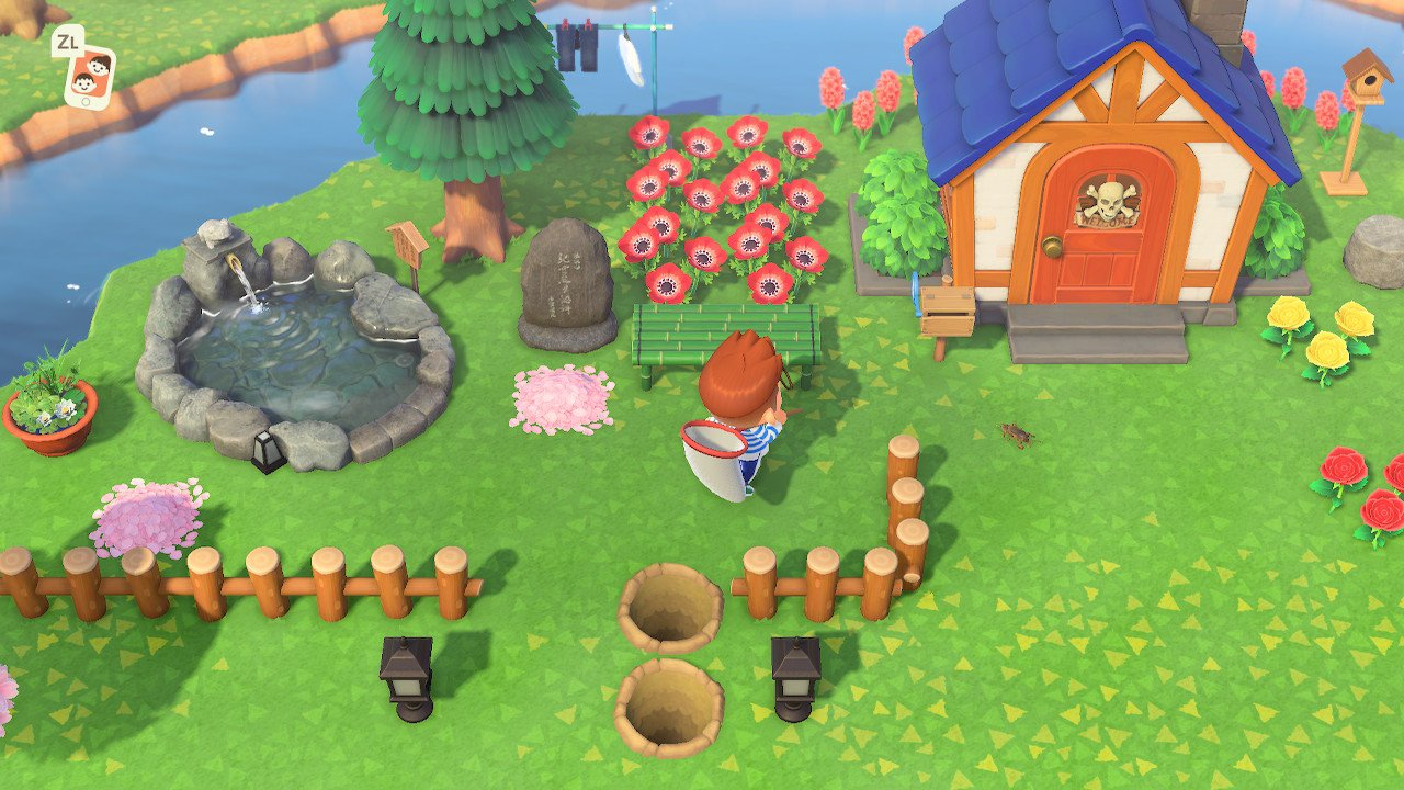 How to catch a mole cricket animal crossing new horizons