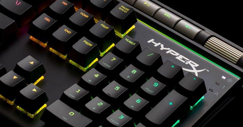 The HyperX Alloy Elite RGB