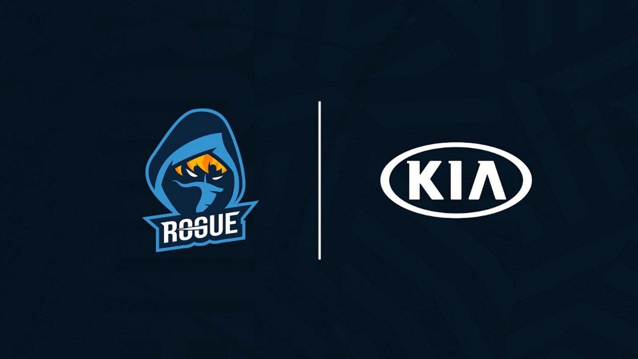 Rogue League of Legends Kia partnership LEC