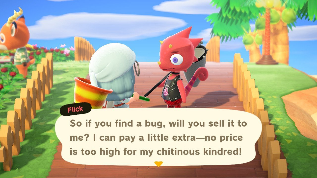 All new bugs being added to Animal Crossing: New Horizons in May