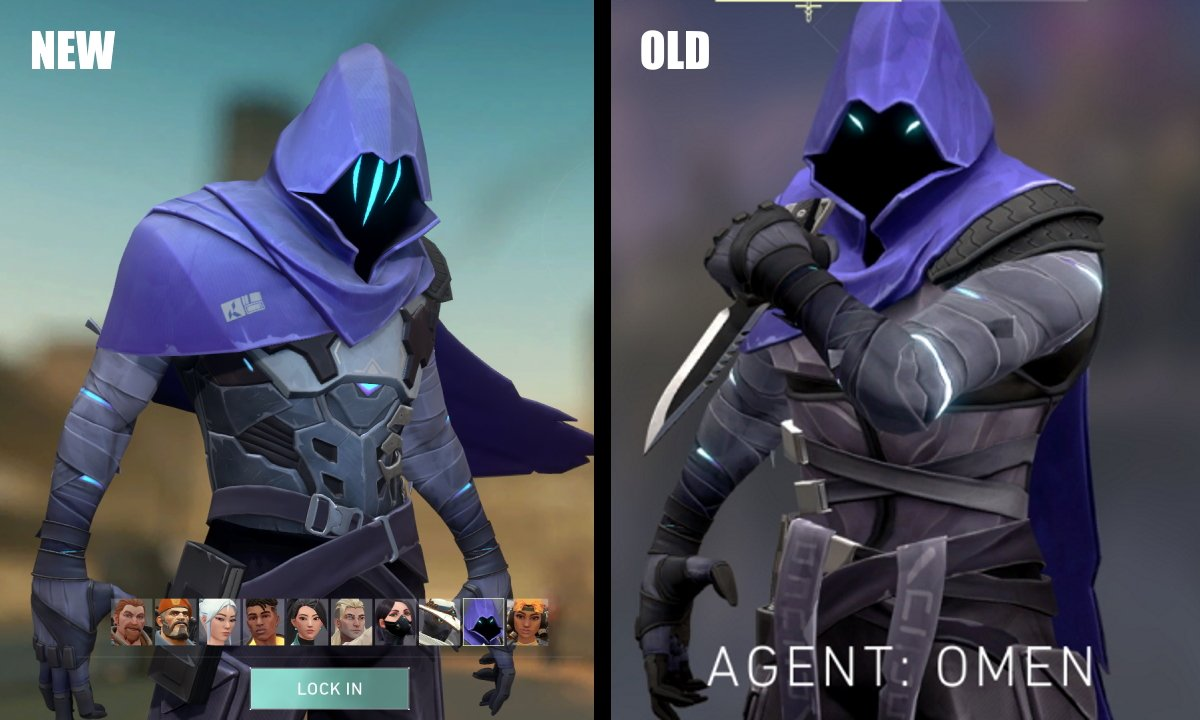 Latest Valorant update sneaks in new character models for agents | AllGamers