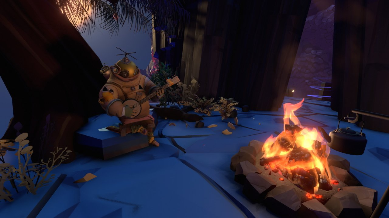 The BAFTA Games Awards 2020 winners Outer Wilds best game