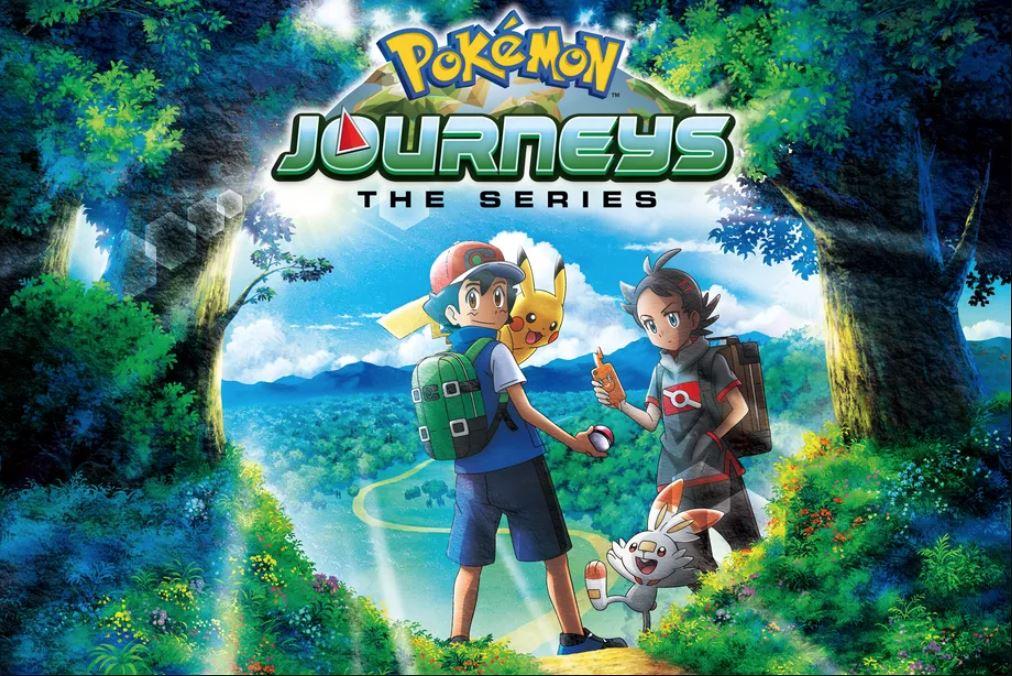 Pokemon Journeys: The Series gets Netflix release date