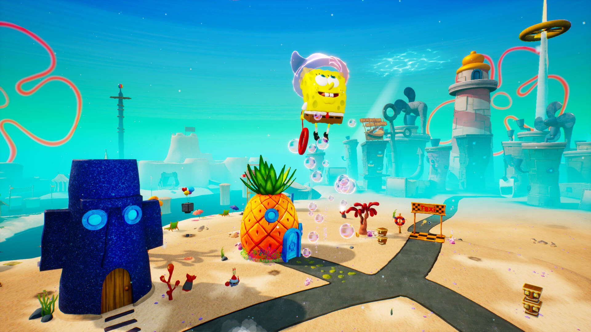 Spongebob Battle for Bikini Bottom release date announced
