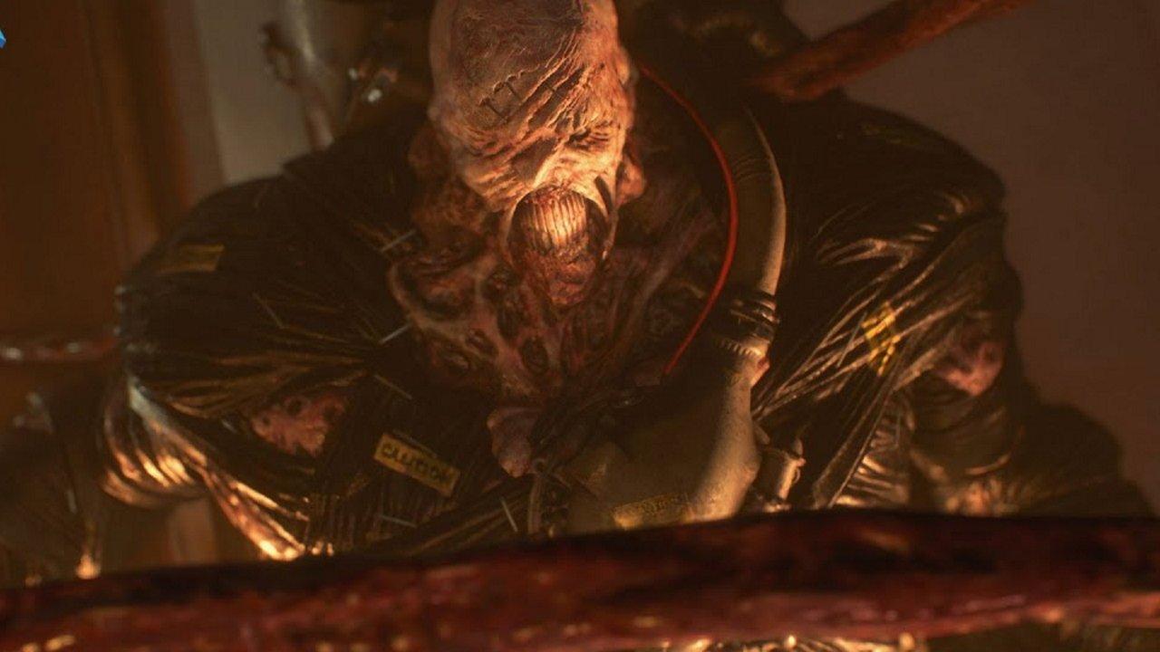 Resident Evil All Tyrants Nemesis T-Type