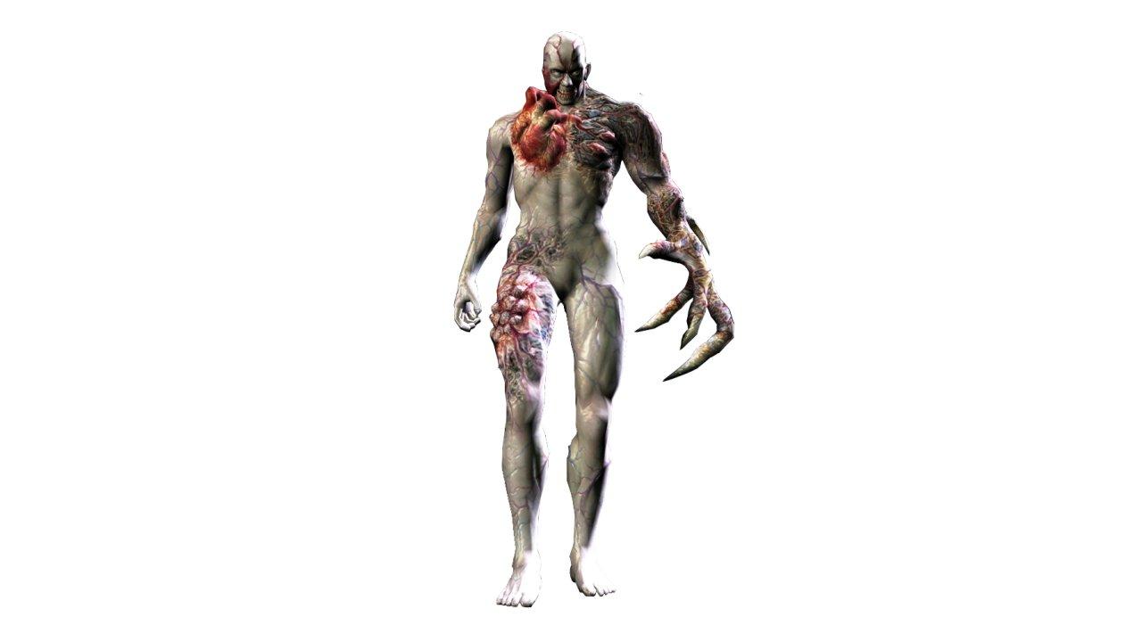 Resident Evil's Tyrant family tree