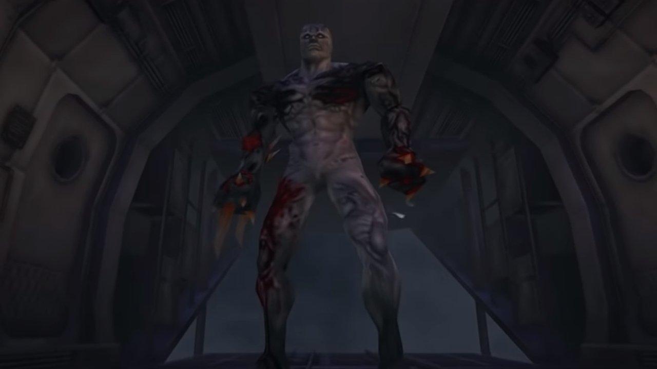 Resident Evil Tyrants ranked - T-078