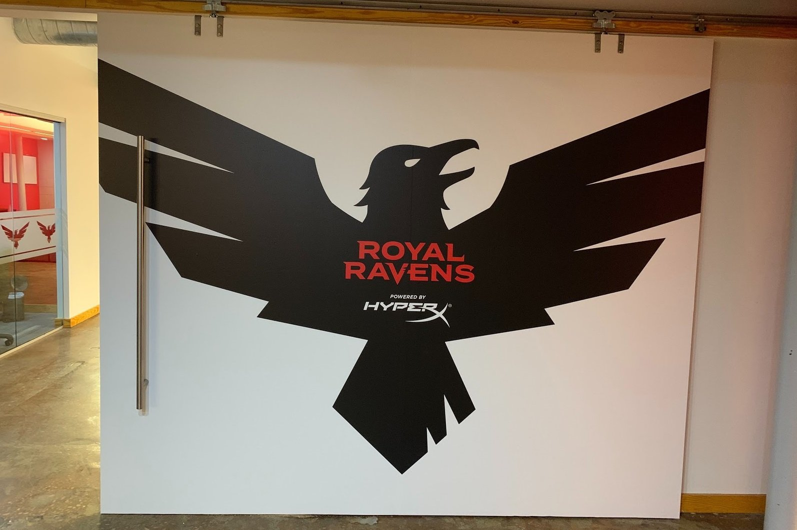 London Royal Ravens sign sponsorship deal with HyperX