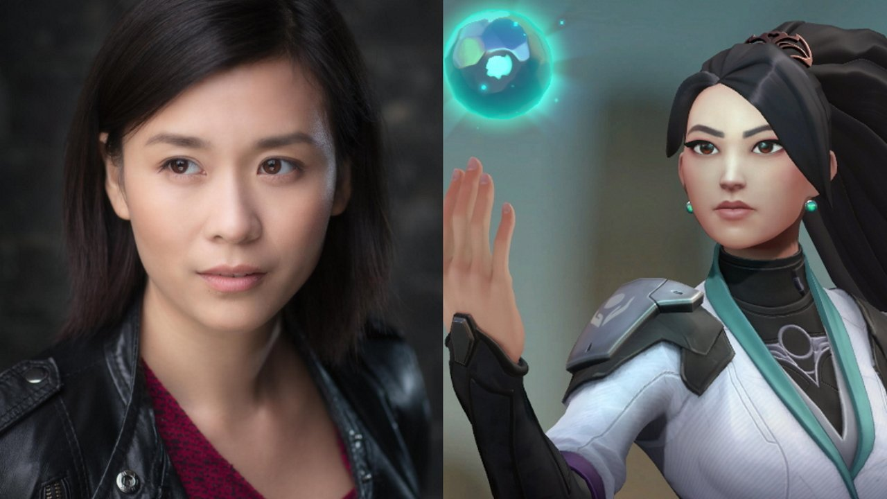 Naomi Yang voices Sage in Valorant.