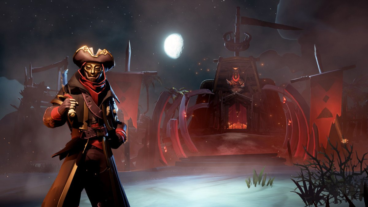 A new faction is being added to Sea of Thieves to balance its Emissary system.