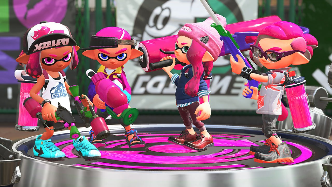 Surprise, Splatoon 2 is getting a bonus Splatfest!