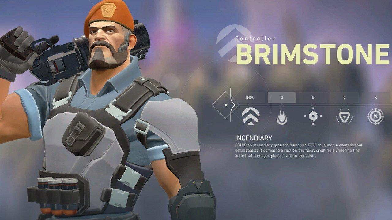 Brimstone tips and tricks valorant