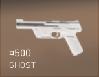Valorant weapons ghost