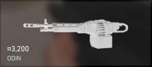 Best guns in Valorant Odin