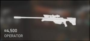 Best sniper valorant Operator