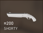 Valorant weapons shorty