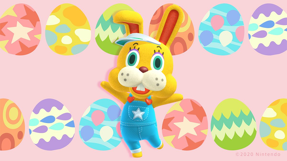 When is Bunny Day Animal Crossing New Horizons