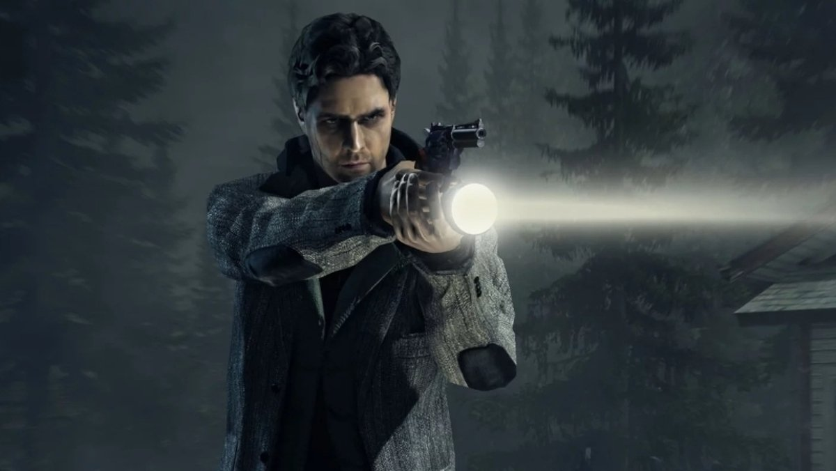 Alan Wake added to Xbox Game Pass