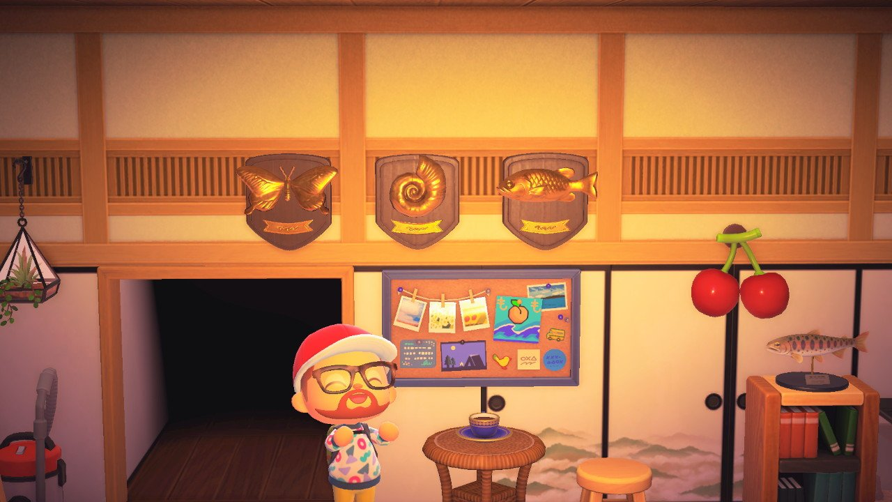Animal crossing museum stamp rally rewards