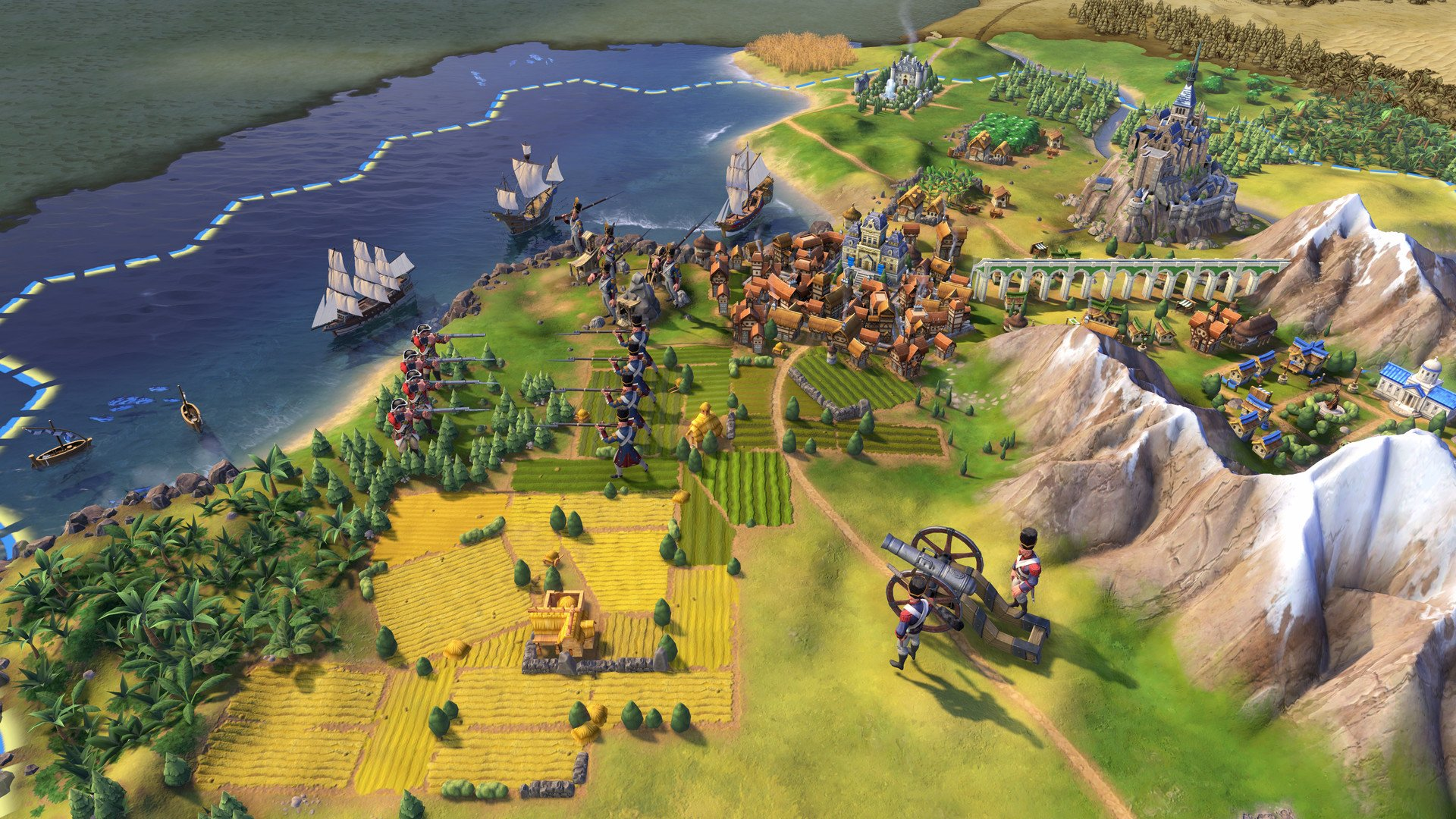 Get a free copy of Civilization 6 on the Epic Games Store